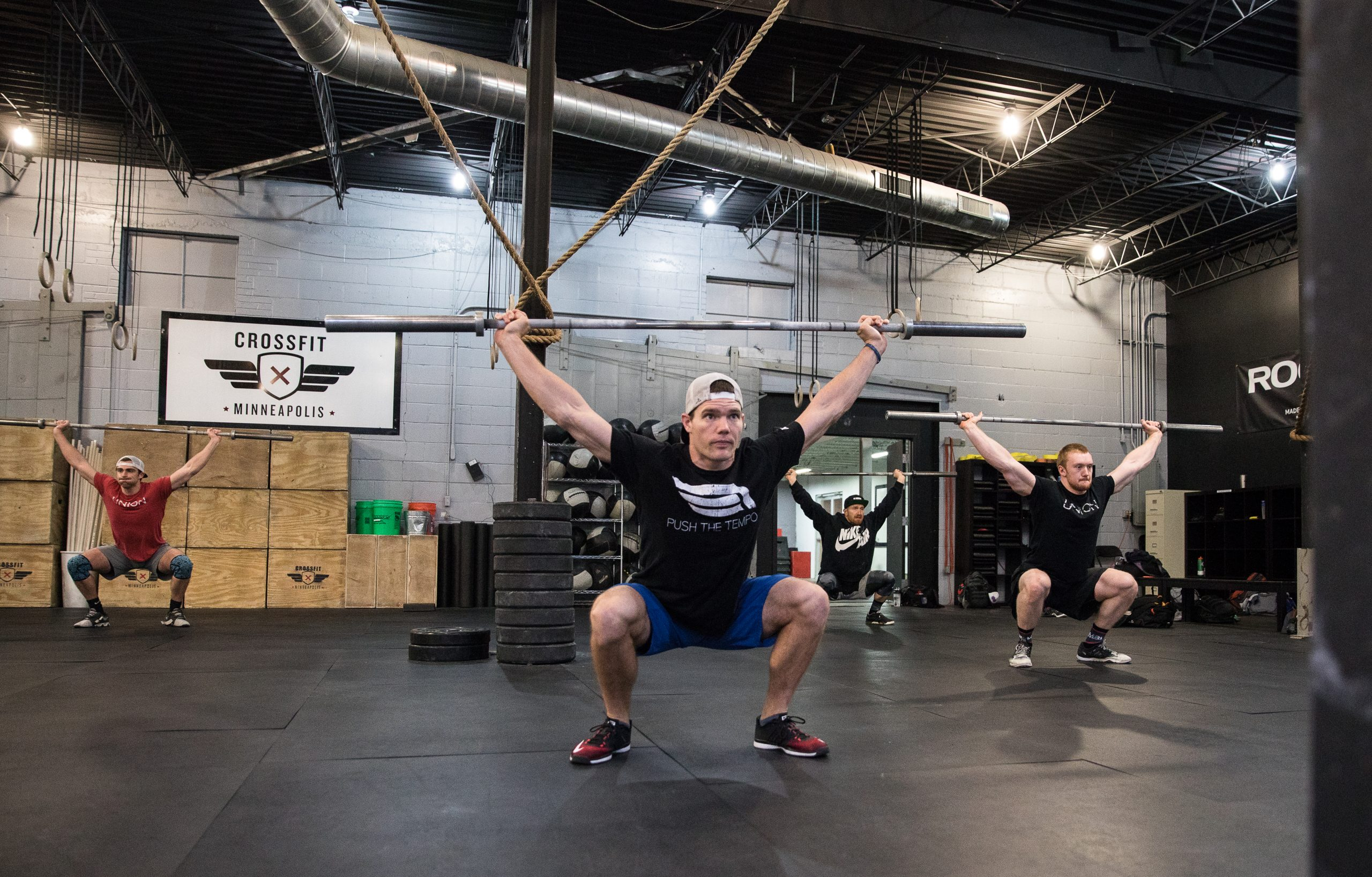 Krych Olympic Weightlifting and Squat Seminar - Cross Fit St